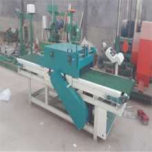 Double Blades Wood Plate Edger