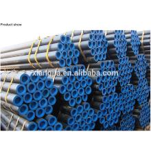 Vente chaude ASTM A53 GRADE B tuyau en acier au carbone sans soudure