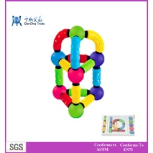 Magnetic Castle Self-Assemble Baby Toy