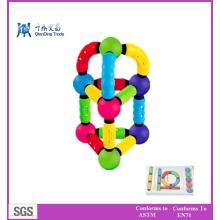 Магнитный замок Self-собрать игрушки для новорожденных