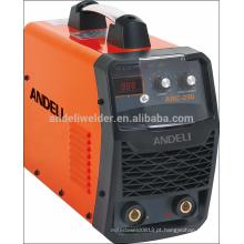 Recurso de poder portátil da máquina de soldadura do arco da fase monofásica do ARC 250
