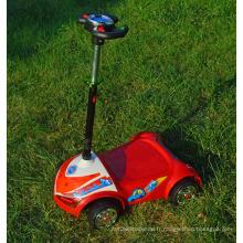 Scooter électrique pour enfants de haute qualité avec musique, flash de lumière