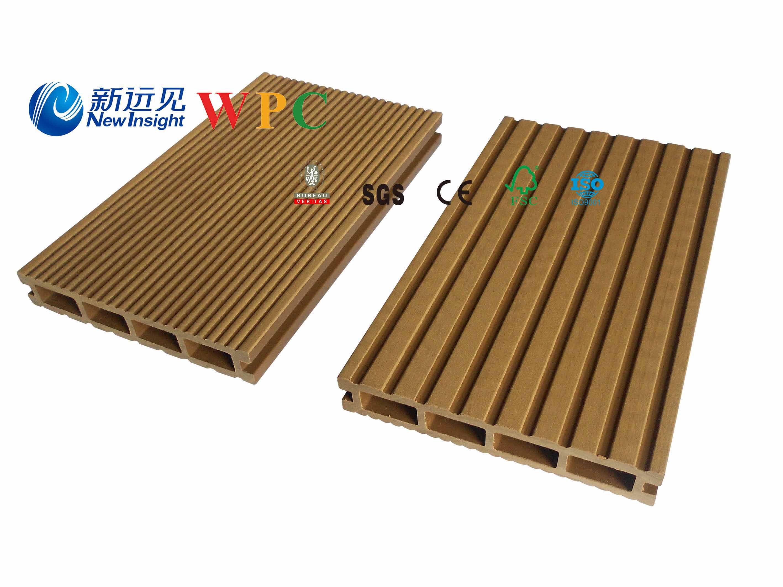 Buy wood plastic compositewpc deckingwpc flooring from china 146x24mm wpc wood plastic composite decking boards baanklon Images