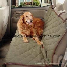 Housse de siège pour voiture pour chien pour animaux de compagnie