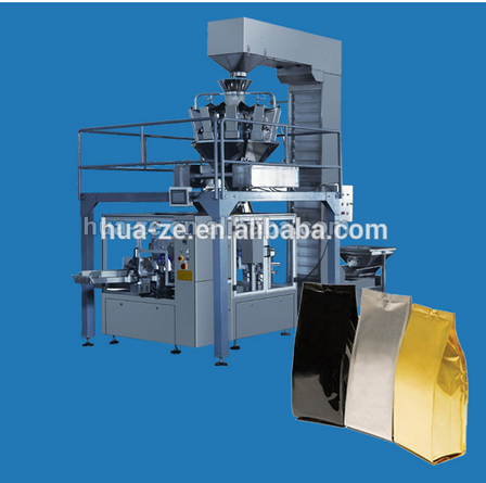 Particle Rotary Packing Machine