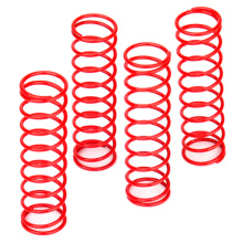 damper springs with many colors