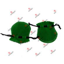 Vente en gros de sacs à main en velours personnalisé pour bijoux (CDV51204)