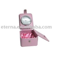 EQ-048B cosmetic box with clock