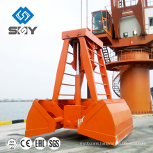Four Rope Mechanical Grab Bucket cranes