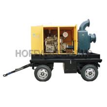 Pompe à eau centrifuge portable auto-amorçante