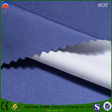 Not Sanded Taffeta Flame Retardant Black-out Curtain Fabric for Home Textile