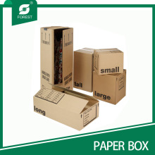 Cheap Corrugated Moving Boxes Wardrobe Cartons