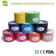 Медицинская эластичная когезионная мышечная лента, изготовленная в Китае производителем