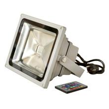 Luz cambiante de la inundación del Landscpe del LED con el CE RoHS FCC (SU-FL-10W)