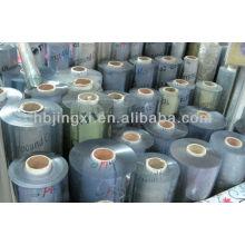 Klare PVC-Folienrollen