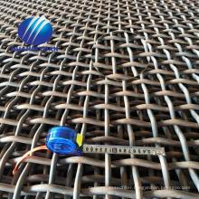 30Mn Stone quarry mesh vibrating screen mesh 65Mn stone wire weaving mesh