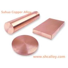 Cubeco Nickel Beryllium Copper Alloy