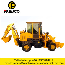 Mini Used Backhoe Loaader Brands For Sale