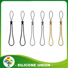 Wholesale silicone mobile phone hang rope