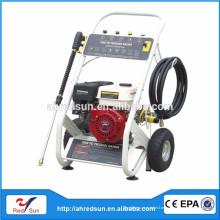 lavadora de alta presión del coche de la gasolina 150bar del agua fría