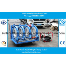 *280mm/450mm HDPE Plastic Pipe Fittings Jointing Machine