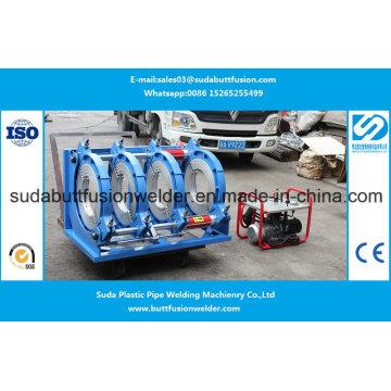 * 280mm / 450mm HDPE Kunststoff Rohrverschraubungen Verbindungsmaschine