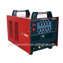 Máquina de soldadura de aluminio portátil, Inverter TIG Máquina de soldadura ACDC con pulso