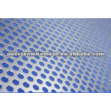 stainless steel perforated sheets (factory)