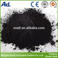 produtos químicos da indústria do açúcar pó à base de madeira carvão ativado, carvão ativado