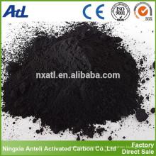 catalyseur charbon actif fabriqué à partir de bambou charbon actif