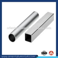 Tubo oco de alumínio