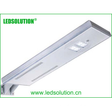 20W Solar LED Street Light with 5 Years Warranty