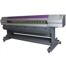 1.8m UV Plotter de toile d'imprimante de LED
