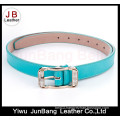 Fashion Skinny Women Belts with Seams on The Edge