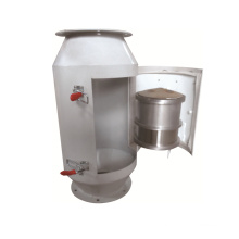 small grain magnetic separator