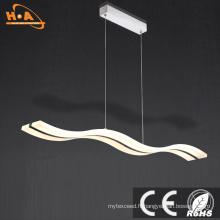 Lumière pendante moderne économiseuse d'énergie de décoration de LED