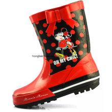 Children Non-Slip Rubber Rain Boots 15