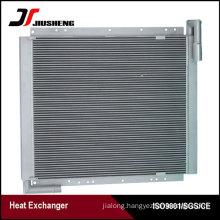 Brazed Aluminum Plate Oil Cooler For Kobelco