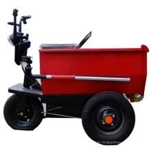 Caminhão basculante de engenharia pequeno