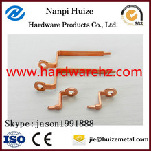 High Quanlity Ring Terminal, Copper Terminal