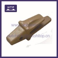 China proveedor de piezas de motor excavadoras de cubo de dientes PARA CATERPILLER 6Y3224