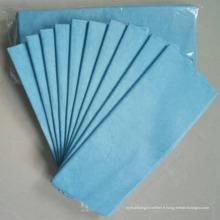 Plusieurs lingettes industrielles 35 * 40cm Ne pas décolorer la feuille 2000 / Carton