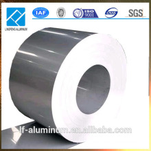 Varios micrones de papel de aluminio de hoja de aluminio para la alimentación