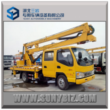 JAC 16m Aerial Platform Truck with Articulated Booms