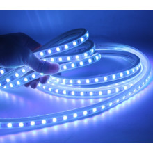 SMD 5050 220V Waterproof Led rgb strip 100m with remote controller