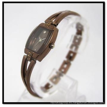 2013 reloj de pulsera de marca de calidad barata reloj pulseras del encanto de moda reloj al por mayor de China relojes deportes de acero inoxidable bandas de reloj