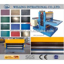 Prägeplatte Herstellung Maschine