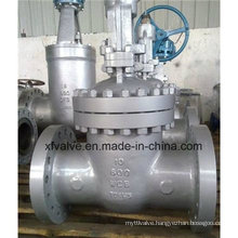 API6d Bevel Gear Operation Rising Stem Gate Valve