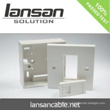 Двойная лицевая панель PORT 2 UK для кабельного решения в Китае