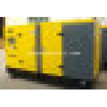 Tipo silencioso do gerador diesel de 225kVA 180kw CUMMINS que gera o grupo